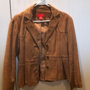 Jackets & Blazers - Elements suede jacket